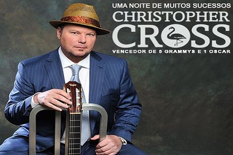 Christopher Cross vem ao Brasil para apresentar os seus maiores sucessos no Espaço das Américas Eventos BaresSP 570x300 imagem