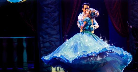 O espetáculo Ciderella - A Princesa das Princesas entra em cartas no Teatro das Artes Eventos BaresSP 570x300 imagem