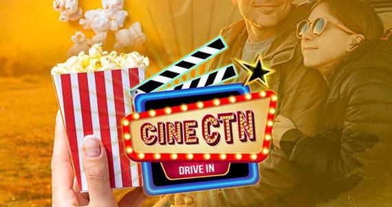 Cine CTN exibe diversos filmes de forma Drive-In Eventos BaresSP 570x300 imagem
