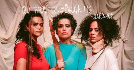 As Clarianas apresentam novo álbum no Sesc Campo Limpo Eventos BaresSP 570x300 imagem