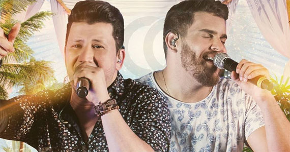 Grandes sucessos de Cleber & Cauan agitam à noite de quinta-feira no palco do Villa Country Eventos BaresSP 570x300 imagem