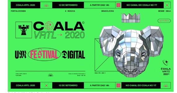 Coala Festival tem edição online em 2020.  Eventos BaresSP 570x300 imagem