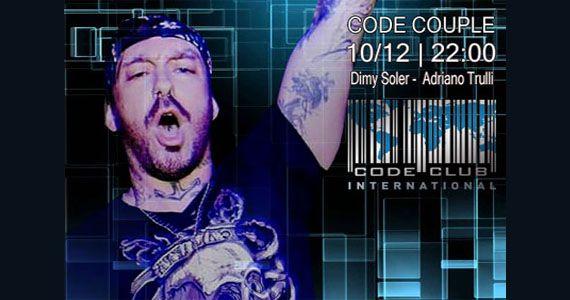 Noite Code Couple é agitada pelos Djs Adriano Pagani e Adriano Trulli no Code Club Eventos BaresSP 570x300 imagem