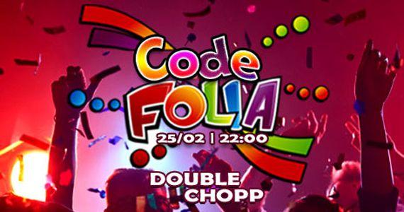 Code de Folia com marchinhas de carnaval, sertanejo universitário, funk, black e eletrônico no Code Club Eventos BaresSP 570x300 imagem