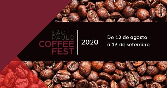 São Paulo Coffee Fest incentiva renovações no mercado de cafeterias Eventos BaresSP 570x300 imagem