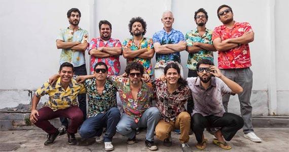 Coletivo Circo Band, Figueroas, Quimbara e outros no Palco Latino na Virada Cultural Eventos BaresSP 570x300 imagem