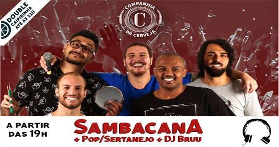 Quinta-feira é dia de festa no Companhia da Cerveja com o Baile de Quinta Eventos BaresSP 570x300 imagem