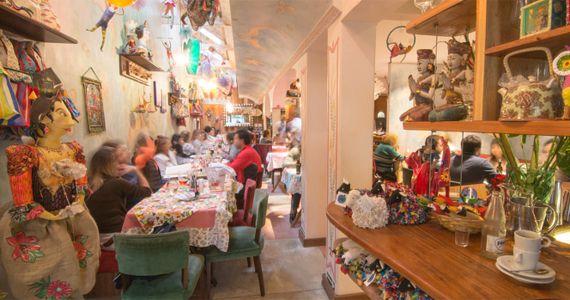 Casa Condessa Bistro comemora aniversário de SP com menu degustatação e música ao vivo Eventos BaresSP 570x300 imagem