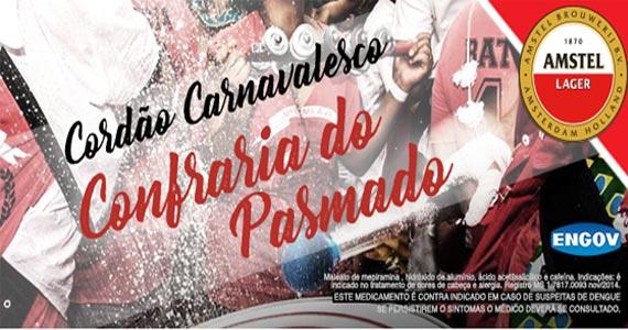 Das marchinhas ao samba-enredo com o Bloco Confraria do Pasmado animando as ruas de Pinheiros Eventos BaresSP 570x300 imagem