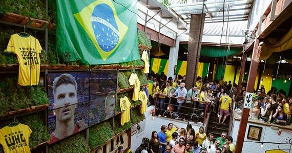Pasquim Bar transmite jogo do Brasil x Venezuela na Copa América Eventos BaresSP 570x300 imagem