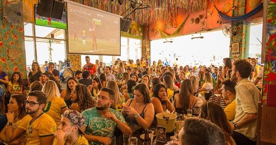 Tatu Bola Jardins convida torcedores para assistir jogos da Copa América com drinques especiais Eventos BaresSP 570x300 imagem