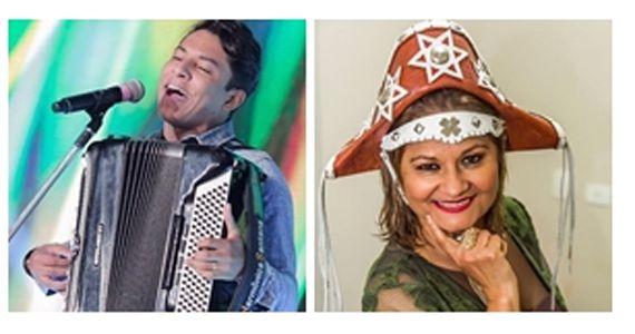 Cosme Vieira convida Bernadete para agitar à noite com o melhor do forró no Canto da Ema Eventos BaresSP 570x300 imagem