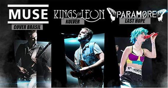 Sexta-feira é dia de curtir o rock das bandas covers Muse, King of Leon e Paramore no Aquarius Rock Bar Eventos BaresSP 570x300 imagem