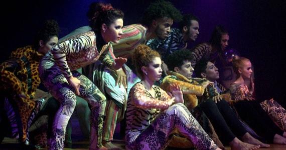 Teatro J Safra recebe espetáculo inédito da Companhia de artes Cria Criou Eventos BaresSP 570x300 imagem