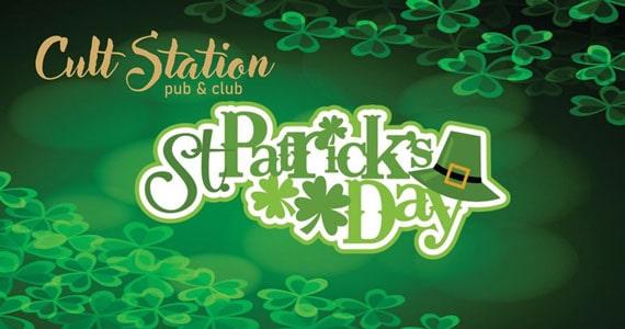 Cult Station Pub realiza festa de St. Patrick's Day Eventos BaresSP 570x300 imagem