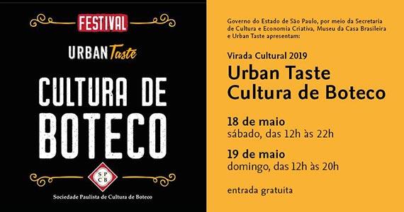 Urban Taste Cultura de Boteco acontece na Virada Cultural no MCB Eventos BaresSP 570x300 imagem