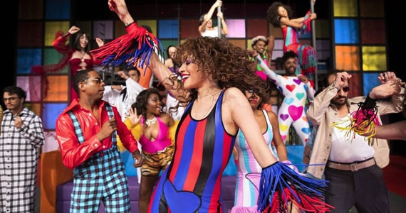 Musical O Frenético Dancin'Days celebra a disco music e a década de 70 no Teatro Opus Eventos BaresSP 570x300 imagem