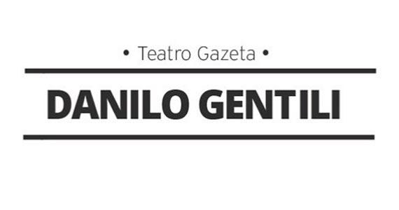 O apresentador e humorista Danilo Gentili traz o seu show de stand up comedy para o Teatro Gazeta Eventos BaresSP 570x300 imagem