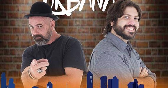 Comédia Urbana com Davi Mansour em cartaz no Teatro West Plaza Eventos BaresSP 570x300 imagem