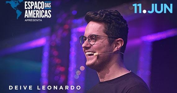 Pastor Deive Leonardo volta ao Espaço das Américas Eventos BaresSP 570x300 imagem