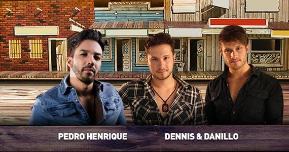 Dennis & Danillo e Pedro Henrique traz muito sertanejo para o Terra Country Eventos BaresSP 570x300 imagem