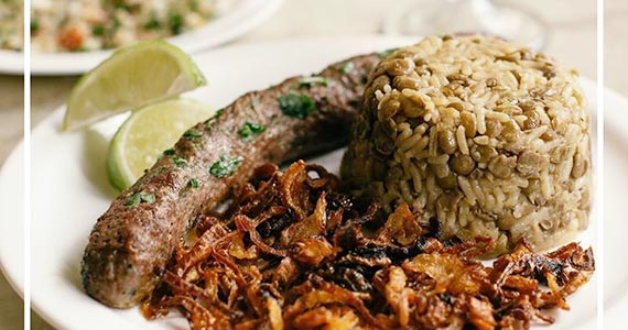 Arabesco oferece jantar e sessão de cinema no Dia dos Namorados Eventos BaresSP 570x300 imagem