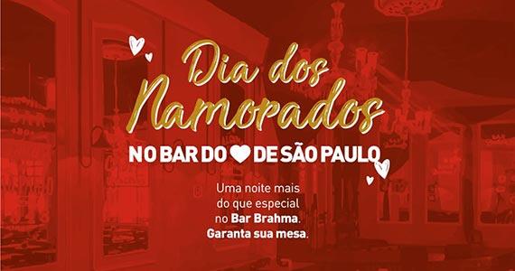 Bar Brahma prepara programação especial no Dia dos Namorados Eventos BaresSP 570x300 imagem