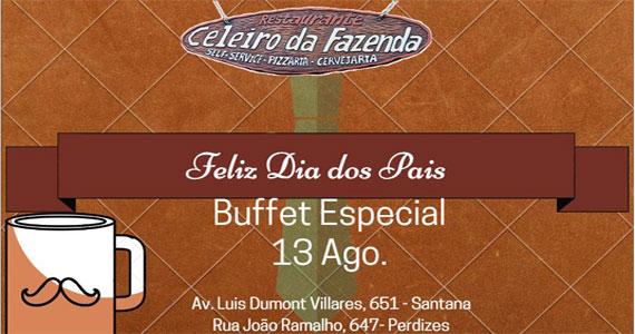Dia dos Pais com cardápio especial criado pelo Chef Arturo Salano no Celeiro da Fazenda Eventos BaresSP 570x300 imagem