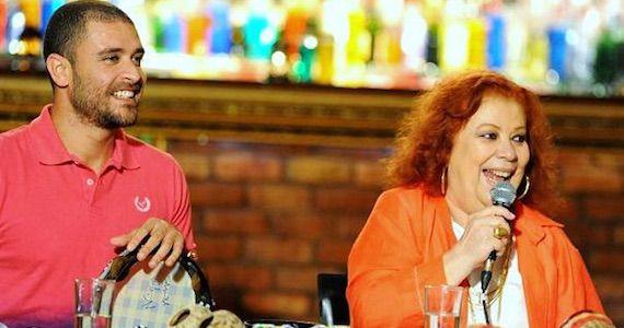 Beth Carvalho e Diogo Nogueira apresentam o show Eu Amo Samba no Citibank Hall Eventos BaresSP 570x300 imagem