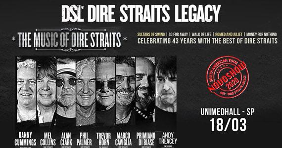 Dire Straits Legacy chega ao Unimed Hall para nova turnê Eventos BaresSP 570x300 imagem