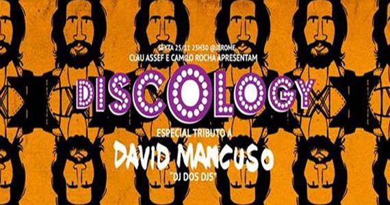 Discology com Especial Tributo a David Mancusos Dj dos Djs no Jerome Eventos BaresSP 570x300 imagem