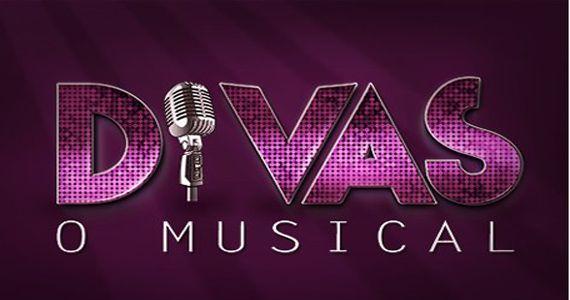 Em cartaz no Teatro Procópio Ferreira Divas - O Musical com a cantora Luiza Possi, Nikki e a atiz Jennifer Nascimento Eventos BaresSP 570x300 imagem