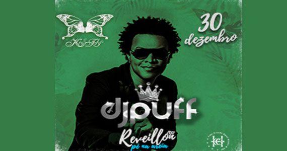 Dj Puff  é quem comanda as pick ups na Kiss & Fly - Guarujá Eventos BaresSP 570x300 imagem