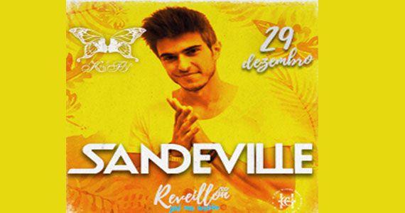 Kiss & Fly - Guarujá recebe os agitos do Dj Sandeville Eventos BaresSP 570x300 imagem