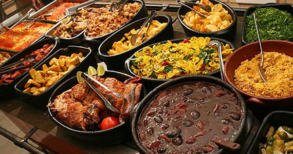 Domingo tem comida mineira, buffet de salada e sobremesa no Inconfidentes Bar  Eventos BaresSP 570x300 imagem