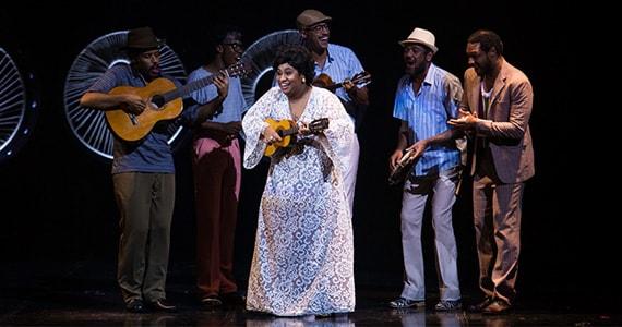 Musical que homenageia Dona Ivone Lara chega ao Teatro Sérgio Cardoso Eventos BaresSP 570x300 imagem