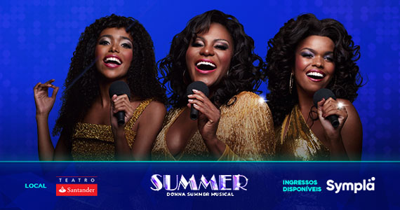 Donna Summer Musical abre temporada no Teatro Santander