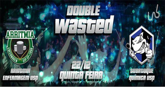 Quinta é dia de Double Wasted com a bateria da USP: Arritmia X Tubatuque na Lab Club Eventos BaresSP 570x300 imagem