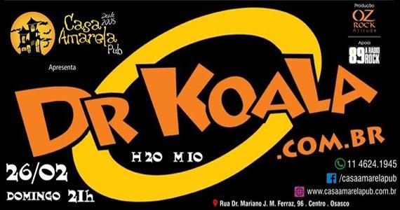 Casa Amarela Pub recebe toda animação do Dr Koala.Com.Br na Casa Amarela Pub Eventos BaresSP 570x300 imagem