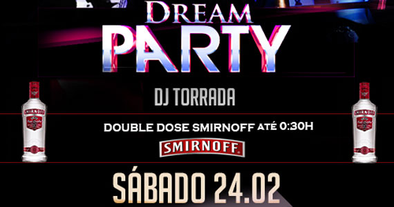 Dream Party com Djs tocando sucessos da House Music na pista do Le Rêve Club Eventos BaresSP 570x300 imagem