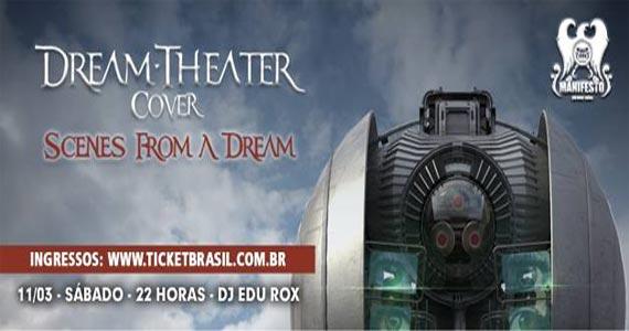 Sábado tem cover do Dream Theater no Manifesto Rock Bar com a banda Scenes From a Dream Eventos BaresSP 570x300 imagem