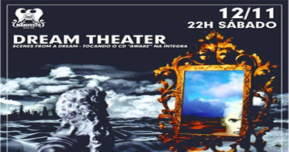 Dream Theater (Scenes From a Dream) no Manifesto Bar Eventos BaresSP 570x300 imagem