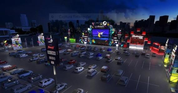 Go Dream traz entretenimento drive in para os gramados do Pacaembu Eventos BaresSP 570x300 imagem