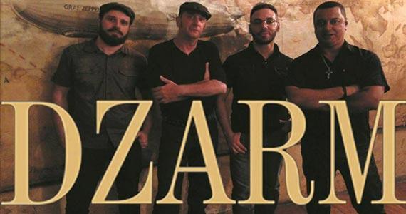 Banda Dzarm e BlackHatz comandam a noite com pop rock e classic rock no O Garimpo Eventos BaresSP 570x300 imagem