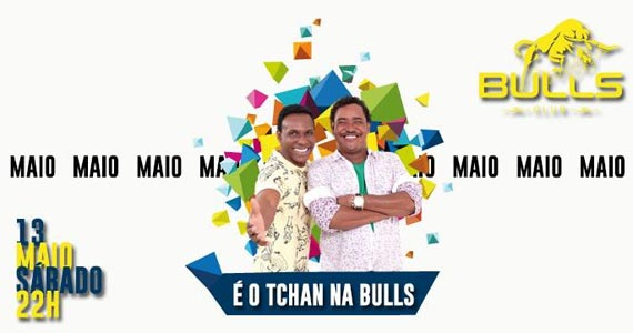 Clássicos dos anos 90 com o grupo É o Tchan fervendo o Bulls Club Eventos BaresSP 570x300 imagem
