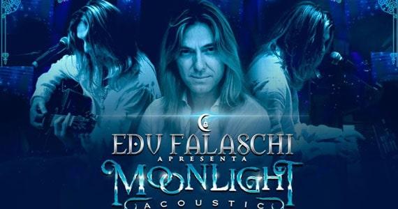 Edu Falaschi apresenta Moonlight Acoustic no Teatro Claro SP Eventos BaresSP 570x300 imagem