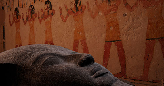 Passeios em realidade virtual exploram patrimônios históricos do Egito Antigo Eventos BaresSP 570x300 imagem