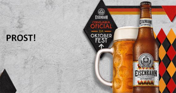 Lets Eat realiza a Eisenbahn Oktoberfest Eventos BaresSP 570x300 imagem