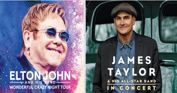 Uma noite para permanecer na memória com Sir Elton John e James Taylor no Allianz Parque Eventos BaresSP 570x300 imagem
