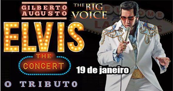 Toda a magia do Rei do Rock no espetáculo Elvis The Concert O Tributo no Teatro Gazeta Eventos BaresSP 570x300 imagem